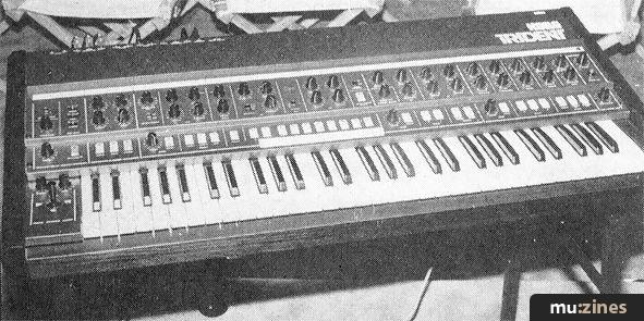 Music Maker Equipment Scene (EMM Apr 81)