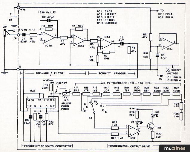 Guitar tuner emm jun 81 circuit diagram for guitar tuner cheapraybanclubmaster Image collections