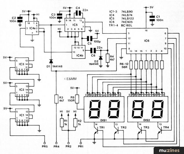 Led Sign Wiring Diagram