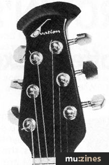 Ovation 1667 Acoustic Electric (EMM Jun 83)
