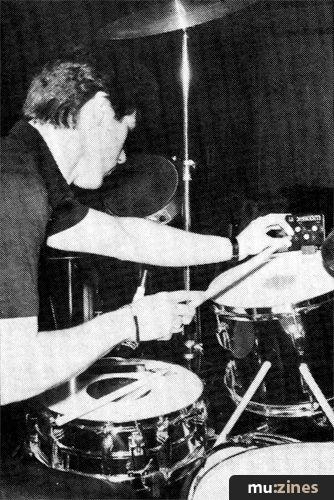 Warren Cann's Drum Column (EMM Jun 83)