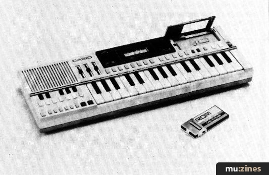Music Maker Equipment Scene (EMM Aug 83)
