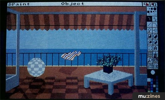 Amiga - Theory And Practice (EMM Aug 86)