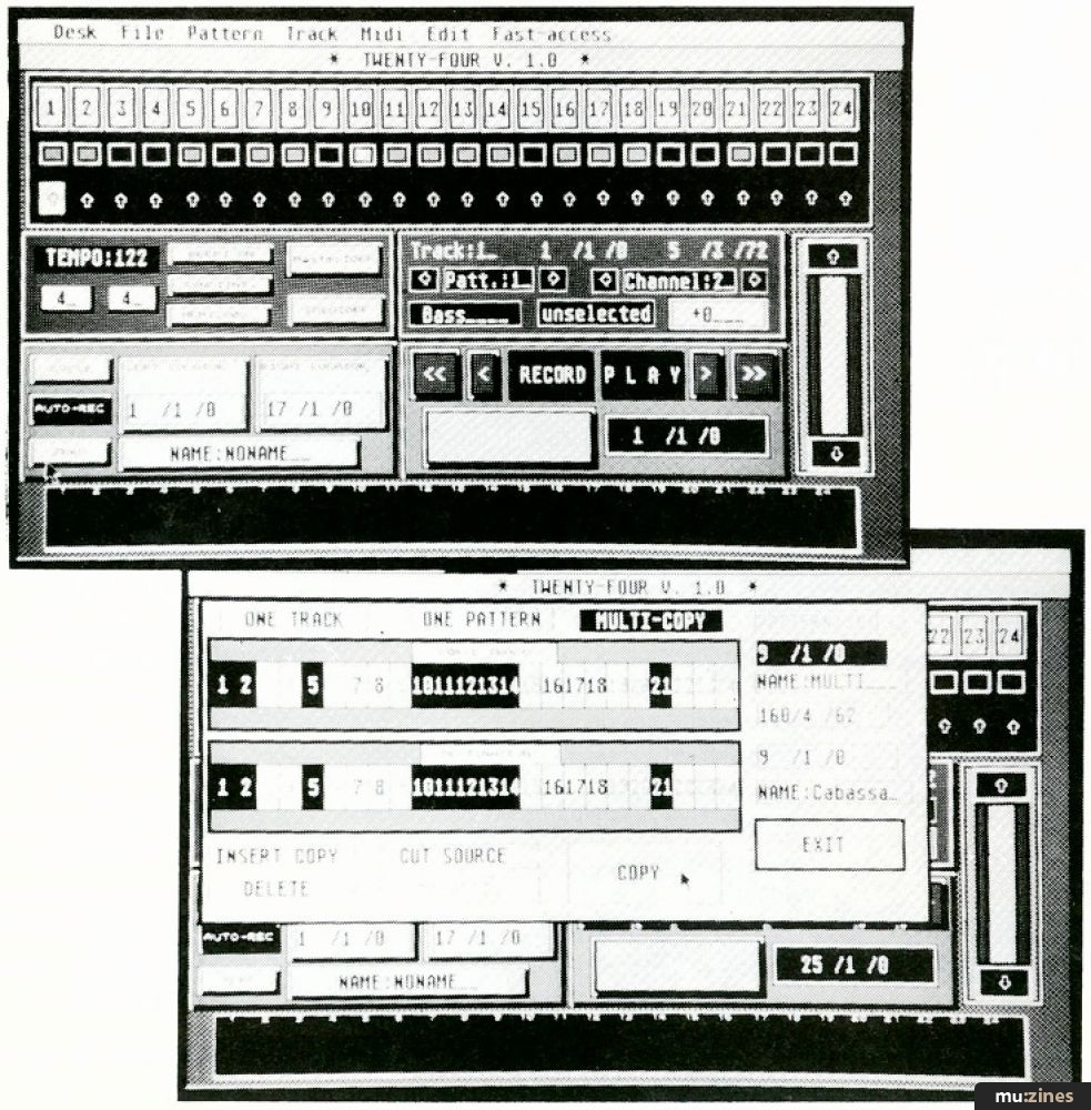 Software Tracking (EMM Sep 86)