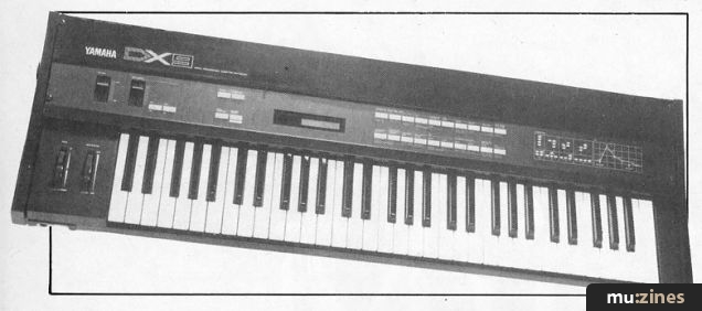 Load Patches Yamaha Dx7
