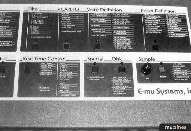 The Emulator    Two (ES Jan 85)