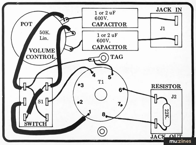 Build A Hum Loop Isolator Im May 75
