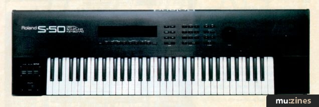 For the Roland s-50 sampler keyboard. Roland sampler disks pick 5 sound disks