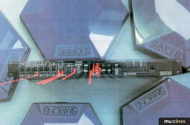 Simmons SDE Module (MT Jan 87)