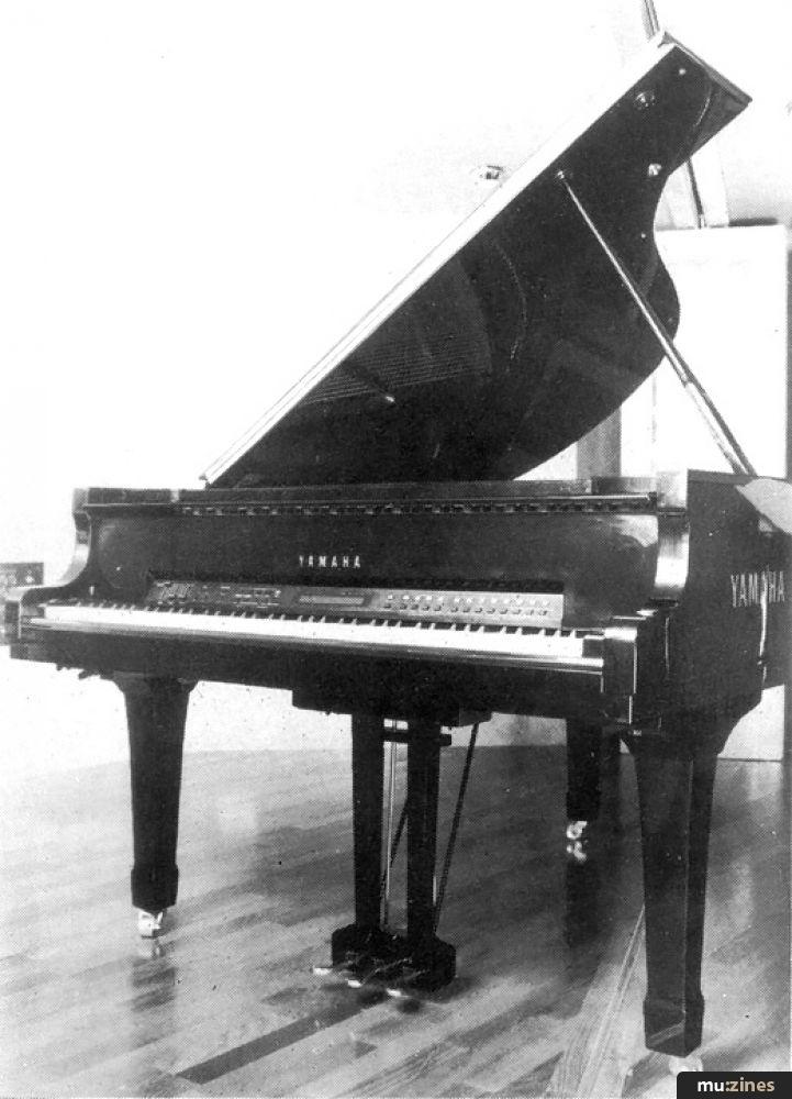 Yamaha MIDI Grand (MT Jun 88)