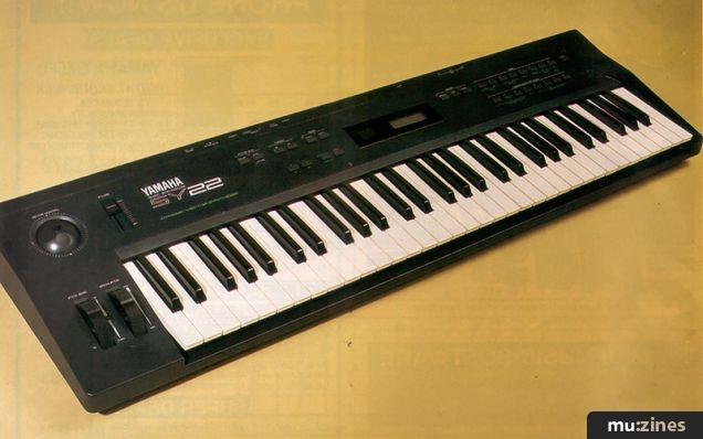 Yamaha SY22 (MT Jul 90)