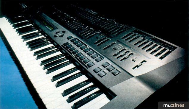 Roland JD800 (MT Jun 91)