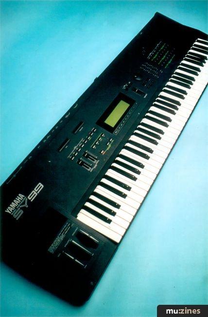 Yamaha SY99 (MT Oct 91)