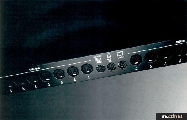 MOTU MIDI Timepiece (MT Jan 92)