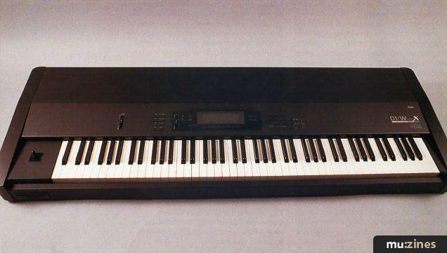Korg 01/W Pro & 03R/W Synths (MT Jun 92)