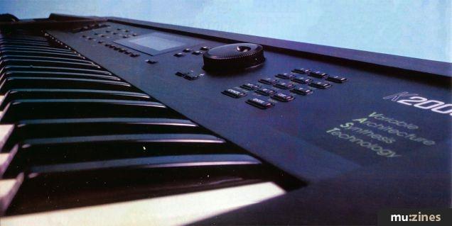 Kurzweil SMP-R (MT Jul 93)