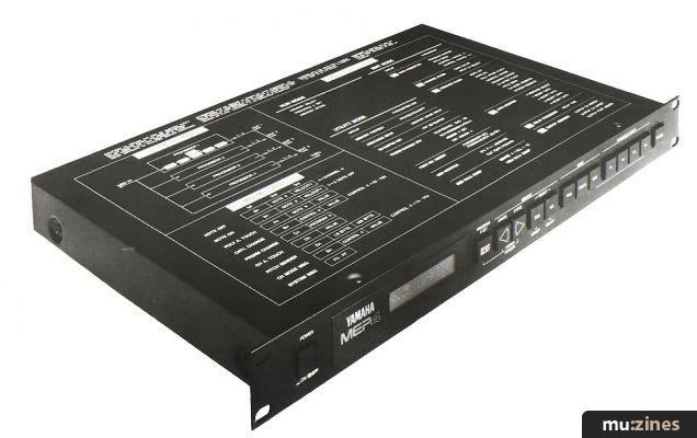 Yamaha MIDI Event Processor (SOS Jul 86)
