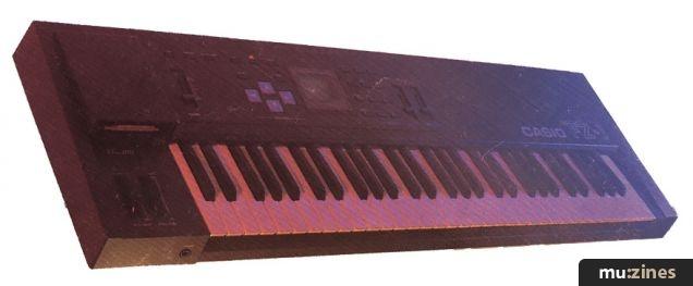 Casio FZ-1 Sampling Keyboard (SOS Jun 87)