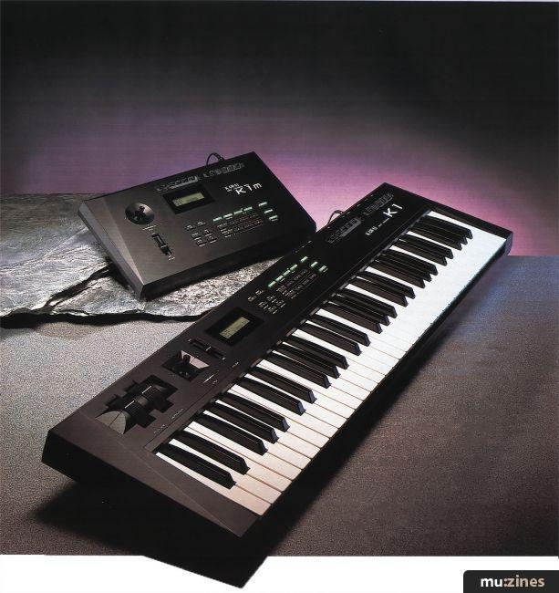 Kawai K1 Synthesizer (SOS Jun 88)