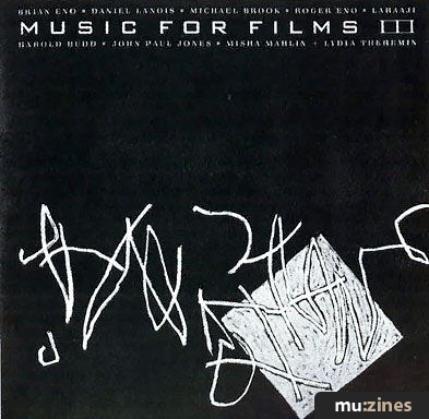Eno: Thoughts, Words, Music and Art (SOS Feb 89)