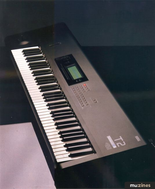Korg T2 (SOS Dec 89)