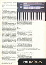 Casio SK2100 (MT May 87)