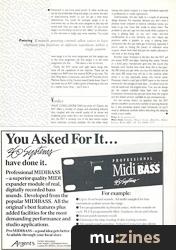 Yamaha RX7 (MT Feb 88)
