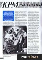 KPM - A Recorded Music Library (SOS Apr 86)